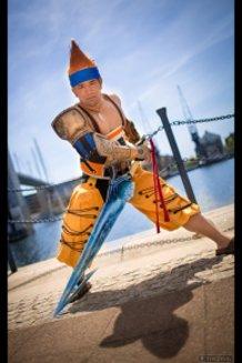 Final Fantasy X - Wakka