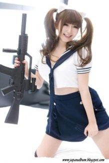 weapon kosplay