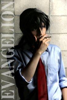 Ryoji Kaji 【EVANGELION】