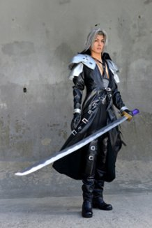 Sephiroth CRISIS CORE - FINAL FANTASY VII