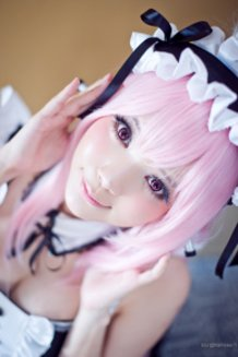Super Sonico Maid ver. 02
