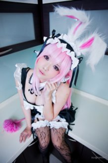 Super Sonico Maid Ver. 04