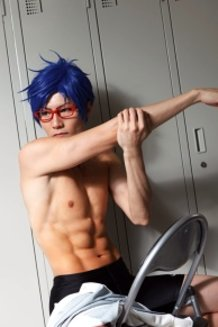 Ryugazaki Rei 【Free!】