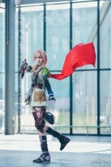 Lightning - Final Fantasy XIII