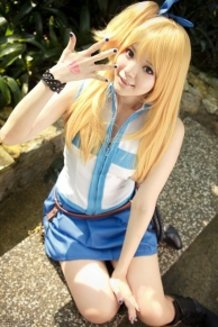 Lucy Heartifilia | Fairy Tail  01