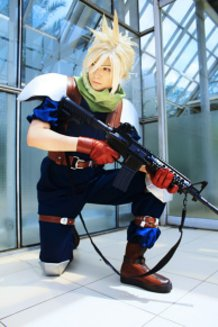 Final Fantasy Crisis Core : Cloud Strife