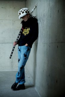 Trafalgar Law [ONE PIECE]