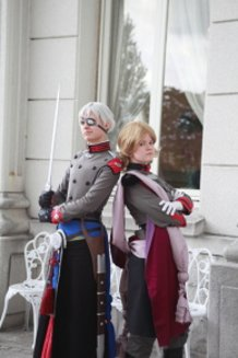 Last Exile: Fam the Silver Wing