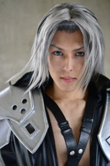 Sephiroth - CRISIS CORE FINAL FANTASY VII