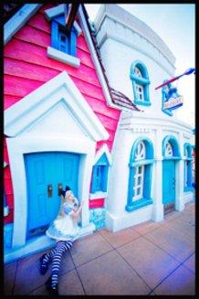 Alice in Wonderland #Halloween