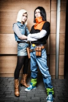 Android 17 【Dragon Ball Z】