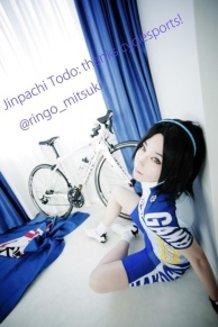 Jinpachi Todo@ringo_mitsuki