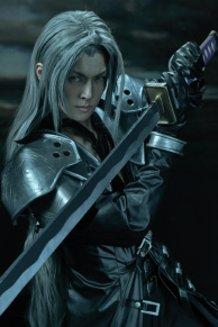 Sephiroth - CRISIS CORE : FINAL FANTASY VII