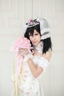 Nico Yazawa Wedding