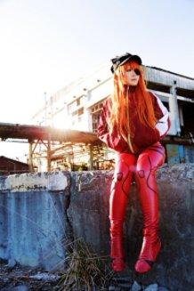 EROSION / Asuka Langley Plug Suit
