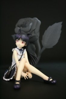 "Figure Display ""Kuroneko"""