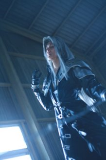 FF7: AC Sephiroth
