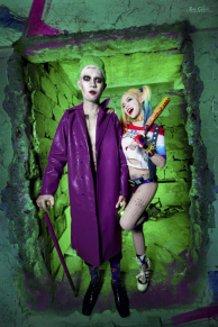 Suicide Squad: JokerxHarley