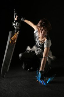 Dissidia 012 Final Fantasy Squall Leonhart