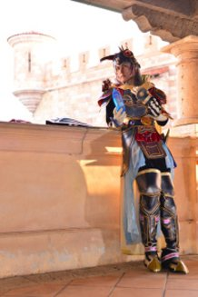 Dissidia FF Warrior of Light