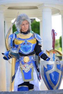 Dissidia FFNT Warrior of Light