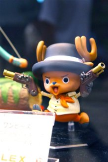Chara Hobby 2012  - One Piece Figures