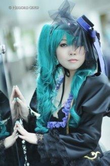 Vocaloid: Sandplay - Hatsune Miku