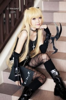Death Note - Amane Misa