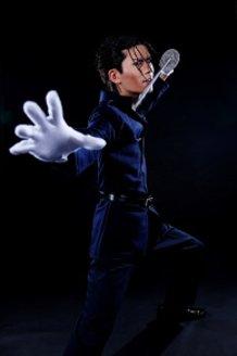 Hajime Saito [Rurouni Kenshin] Gatotsu!