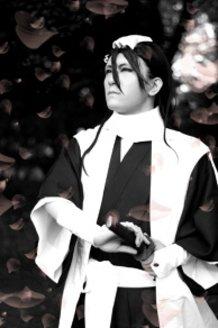BYAKUYA KUCHIKI 【BLEACH】