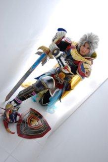 Warrior of Light  DDFF