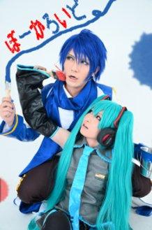 KAITO & MIKU 【VOCALOID】