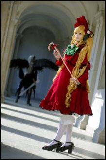 Shinku (Rozen Maiden) Cosplay by Calssara