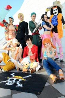 Mugiwara Pirates [ONE PIECE]