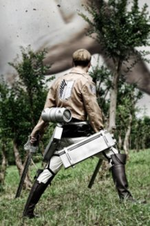 Attack on Titan:Jean Kirstein
