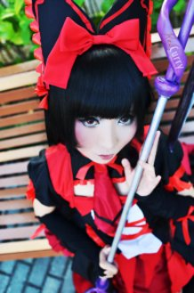 Rory Mercury: Can I have your life? :)