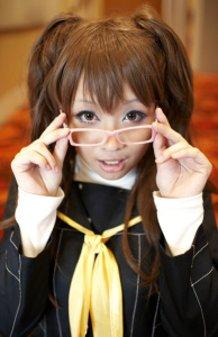 Persona 4 : Rise Kujikawa