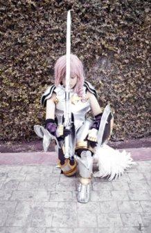 Final Fantasy XIII-2: Warrior Goddess