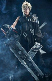 Cloud Strife - Final Fantasy VII: Advent Children