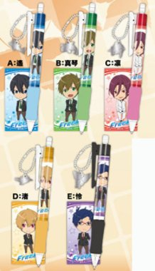 """""""Kuroko's Basketball,"""" """"Free!,"""" and Other Recommended Autumn Stationery"""