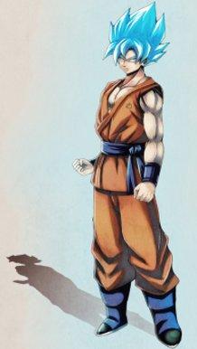 Dragon Ball Super Saiyan God SS