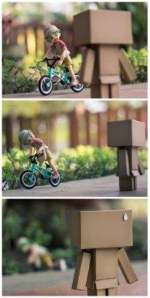 Yotsuba's Bike Story