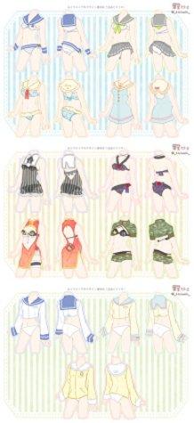 Swimsuit Designs
