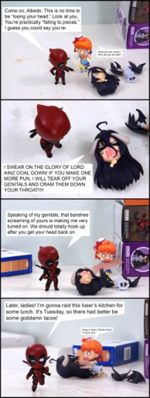 Here Comes Deadpool (Pg 2)
