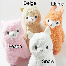 Natural Alpacasso Plushies (Jumbo)