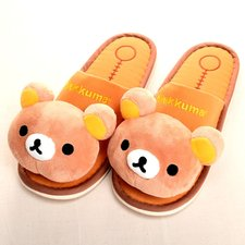 Rilakkuma Plush Slippers