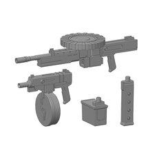 M.S.G. Weapon Unit 40: Multi Caliber