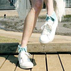 ERIMAKI SOX Solid Pastel Socks