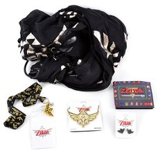 Legend of Zelda Accessory Set