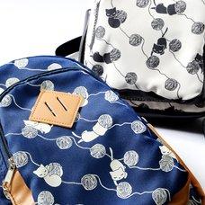 Osumashi Pooh-chan Yarn Pooh-chan 2-Way Backpack